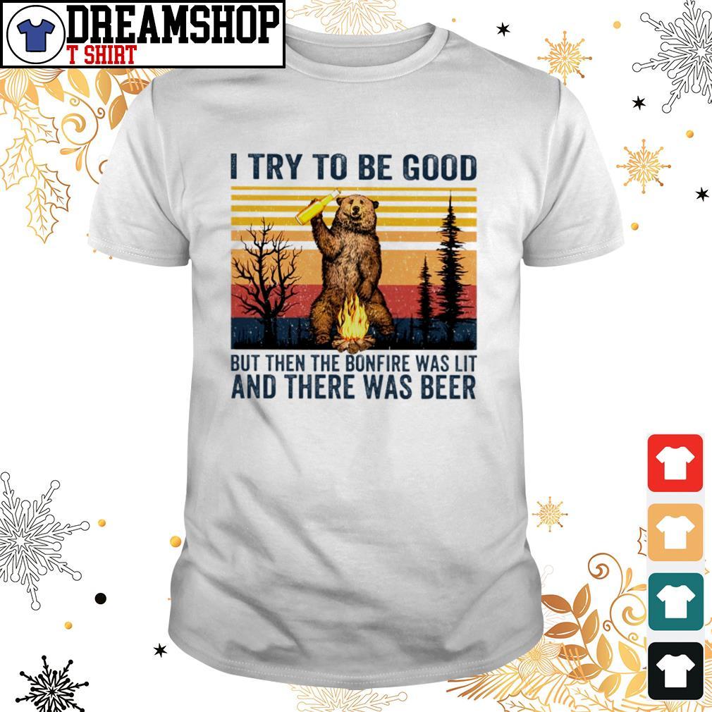 Be Good Vintage T-Shirt